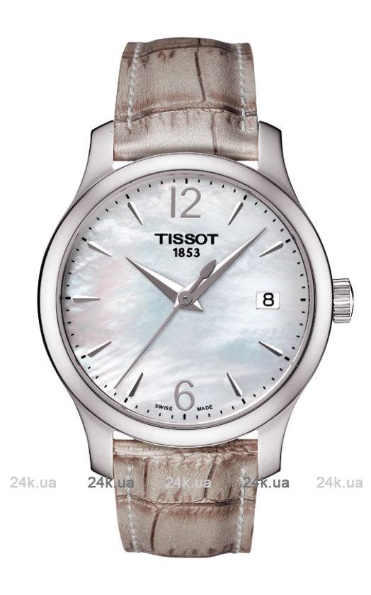 Часы Tissot T063.210.17.117.00