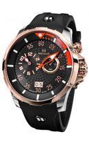 4505.3.422 black-orange, ss-r, black silicon