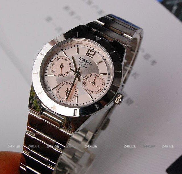 LTP-2069D-4AVEF. Женские часы Casio LTP-2069D-4AVEF в Киеве. Купить ... 24b0f14d7bd81