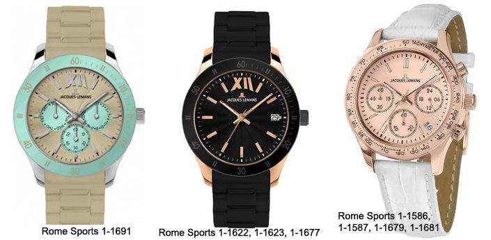 Спортивные часы Jacques Lemans