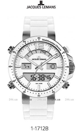 Часы Jacques Lemans 1-1712B