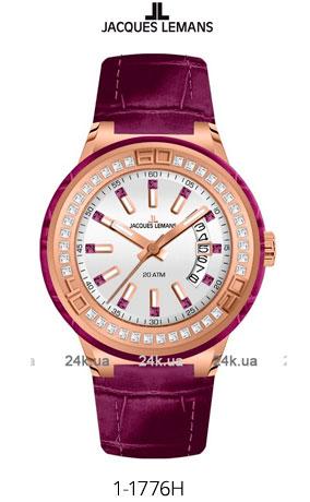 Часы Jacques Lemans 1-1776H