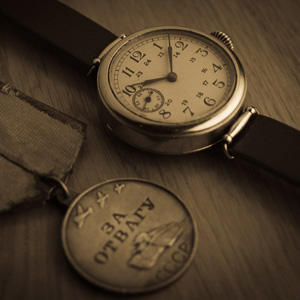 История часов Восток