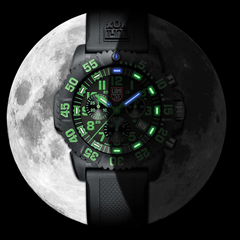 Подсветка в часах Luminox 3097