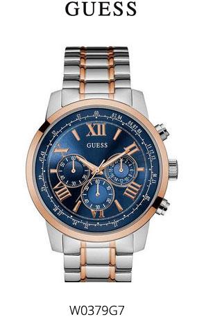 Часы Guess W0379G7