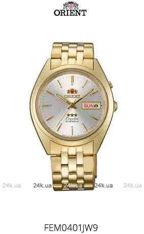Часы Orient FEM0401JW9