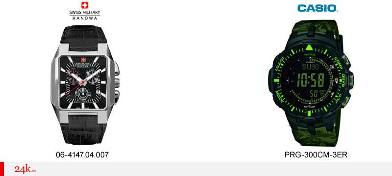 Мужские часы в военном стиле