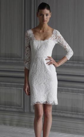 Часы для белого платья