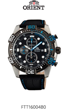 Часы Orient FTT16004B0