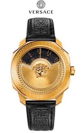 Новинки часов Versace