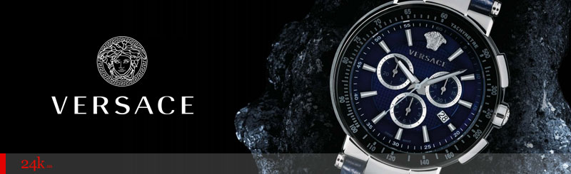 Новые часы Versace