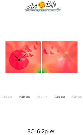Часы Art-Life 3C-16-2p-W
