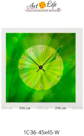 Часы Art-Life 1C-36-45x45-W