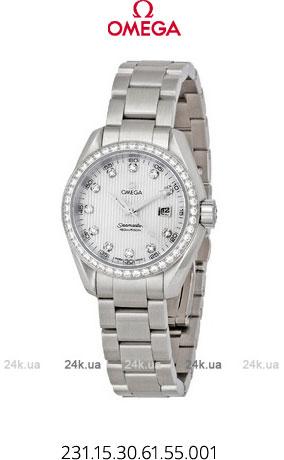 Часы Omega 231.15.30.61.55.001