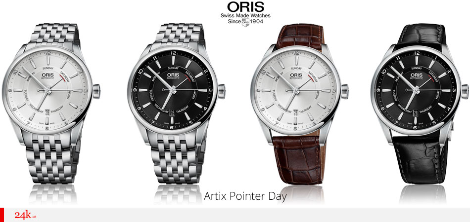 Часы Oris Artix Pointer Day