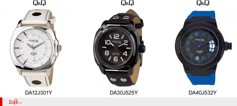 Спортивные часы Q&Q Attractive