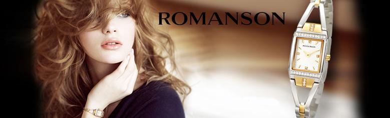 Часы Romanson: купить наручные часы Romanson в Киеве и
