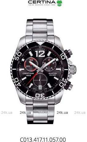 Часы Certina C013.417.11.057.00