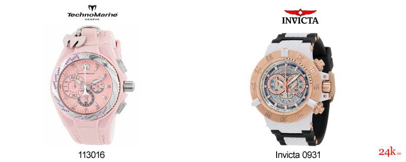 Широкие часы TechnoMarine