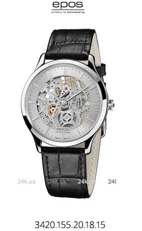 Часы Epos 3420.155.20.18.15