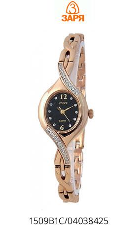 Часы Заря 1509B1C/04038425
