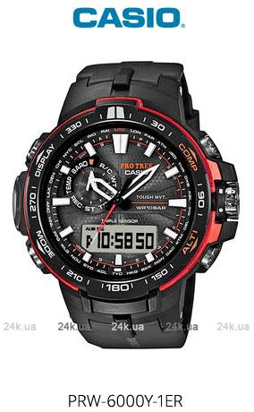 Спортивные часы Casio PRW-6000Y-1ER