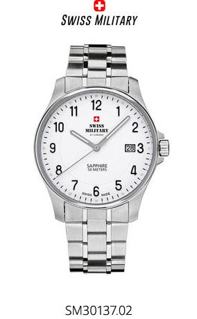 Часы Swiss Military by Chrono SM30137.02