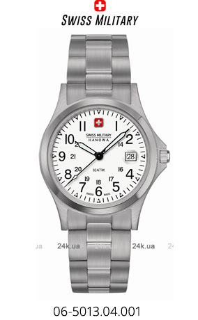 Часы Swiss Military Hanowa 06-5013.04.001