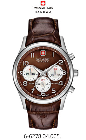 Часы Swiss Military Hanowa 6-6278.04.005