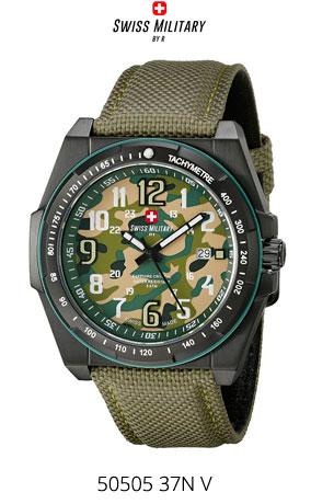 Часы Swiss Military by R 50505 37N V
