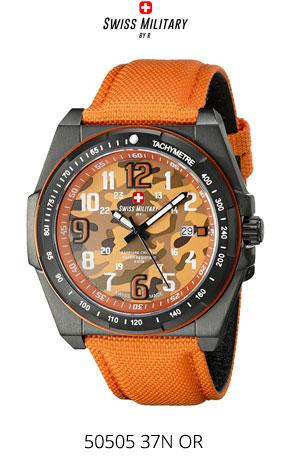 Часы Swiss Military by R 50505 37N OR