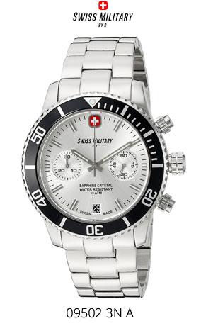 Часы Swiss Military by R 09502 3N A