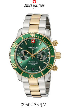 Часы Swiss Military by R 50505 357J V