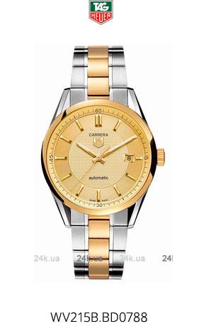 Часы Tag Heuer WV215B.BD0788