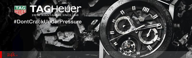 Часы Tag Heuer Carrera