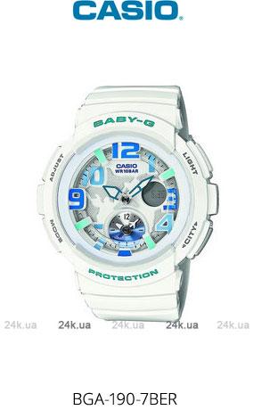 Часы Casio BGA-190-7BER