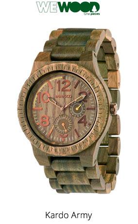 Часы WeWood Kardo Army