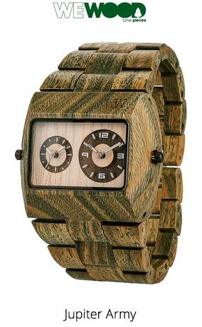 Часы WeWood Jupiter Army