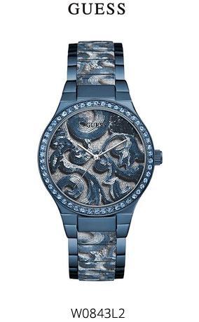 Часы Guess W0843L2