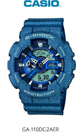Часы Casio GA-110DC-2AER