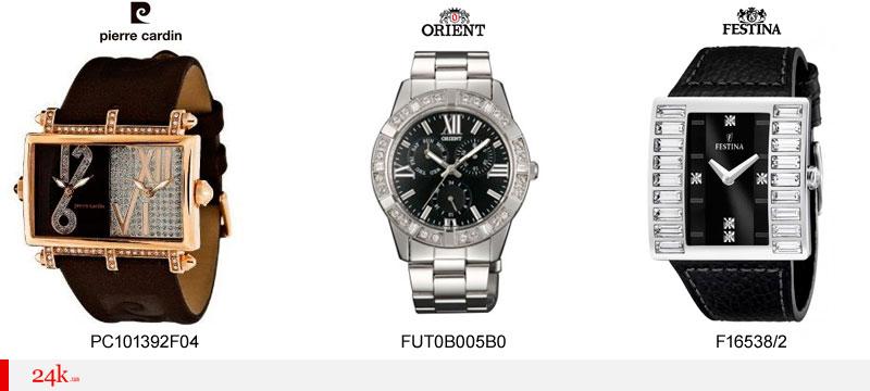 Женские часы в стиле 80-ых