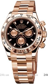 часы Rolex 116505 black