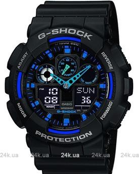 Часы GA-100-1A2ER