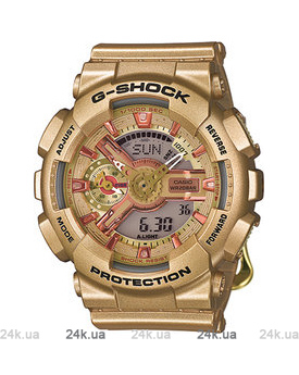 Часы Casio GMA-S110GD-4A2ER
