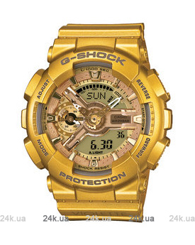 Часы Casio GMA-S110VK-9AER