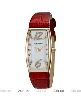 Недорогие часы Romanson RL2635LRG-WH