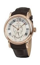 4506.3.7003 white, pvd-r, brown leather