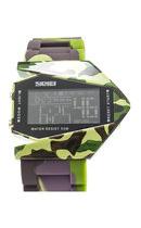 0817 Green Camouflage BOX