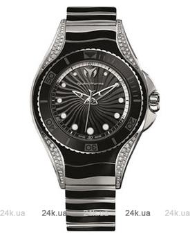 Женские черные часы TechnoMarine 213004
