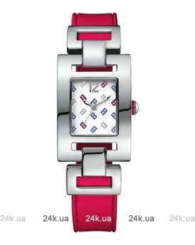 Красные часы Tommy-Hilfiger 1781069